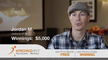 KrowdFit TV Spot, 'Wellness Rewards Winners!' - Thumbnail 1