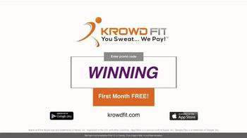 KrowdFit TV Spot, 'Wellness Rewards Winners!' - Thumbnail 10