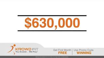 KrowdFit TV Spot, 'Wellness Rewards Winners!' - Thumbnail 2