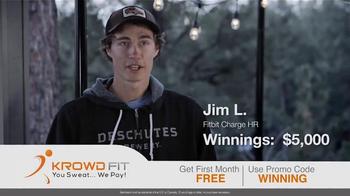 KrowdFit TV Spot, 'Wellness Rewards Winners!' - Thumbnail 3