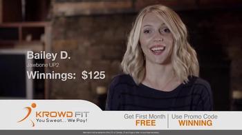 KrowdFit TV Spot, 'Wellness Rewards Winners!' - Thumbnail 6