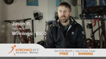 KrowdFit TV Spot, 'Wellness Rewards Winners!' - Thumbnail 7