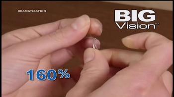 Big Vision TV Spot, 'Handsfree Magnification' - Thumbnail 2