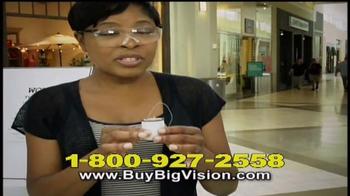 Big Vision TV Spot, 'Handsfree Magnification' - Thumbnail 7