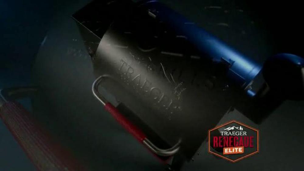 Traeger Renegade Elite Grill TV Commercial, 'Versatility ...