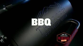 Traeger Renegade Elite Grill TV Spot, 'Versatility' - Thumbnail 3