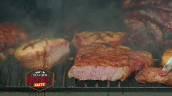 Traeger Renegade Elite Grill TV Spot, 'Versatility' - Thumbnail 5