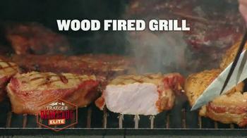 Traeger Renegade Elite Grill TV Spot, 'Versatility'