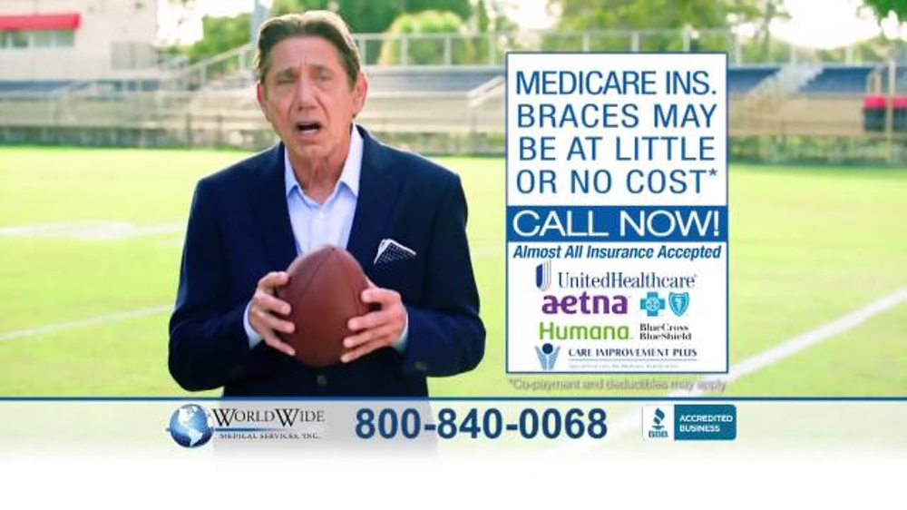 World Wide Medical Services TV Commercial, 'Everything's a Snap' Feat. Joe Namath