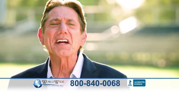 World Wide Medical Services TV Spot, 'Everything's a Snap' Feat. Joe Namath - Thumbnail 3