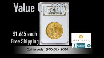 Blanchard and Company TV Spot, 'Gold Coin' - Thumbnail 5