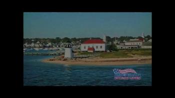 American Cruise Lines TV Spot, 'Grand New England Islands Summer Cruise' - Thumbnail 1