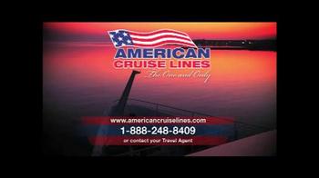 American Cruise Lines TV Spot, 'Grand New England Islands Summer Cruise' - Thumbnail 10