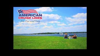 American Cruise Lines TV Spot, 'Grand New England Islands Summer Cruise' - Thumbnail 3