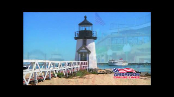 American Cruise Lines TV Spot, 'Grand New England Islands Summer Cruise' - Thumbnail 4