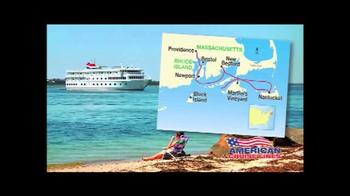 American Cruise Lines TV Spot, 'Grand New England Islands Summer Cruise' - Thumbnail 6