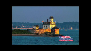 American Cruise Lines TV Spot, 'Grand New England Islands Summer Cruise'