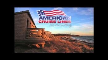 American Cruise Lines TV Spot, 'Grand New England Islands Summer Cruise' - Thumbnail 9