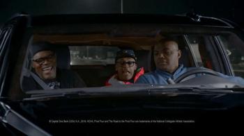 Capital One TV Spot, 'Nicknames' Ft. Charles Barkley, Samuel L. Jackson - Thumbnail 4