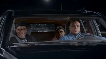 Capital One TV Spot, 'Nicknames' Ft. Charles Barkley, Samuel L. Jackson - 124 commercial airings