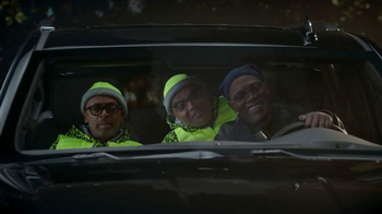 Capital One TV Spot, 'Road Trip' Ft. Charles Barkley, Samuel L. Jackson - Thumbnail 4