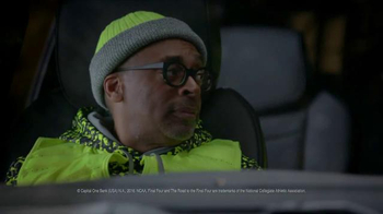 Capital One TV Spot, 'Road Trip' Ft. Charles Barkley, Samuel L. Jackson - 131 commercial airings