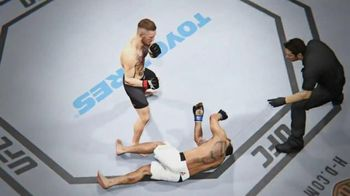 EA Sports UFC 2 TV Spot, 'Gameplay Series'