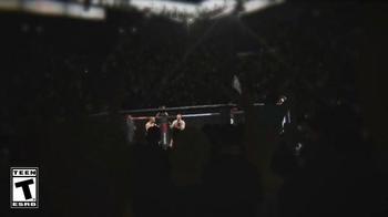 EA Sports UFC 2 TV Spot, 'Gameplay Series' - Thumbnail 1