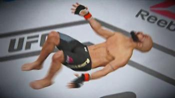 EA Sports UFC 2 TV Spot, 'Gameplay Series' - Thumbnail 6