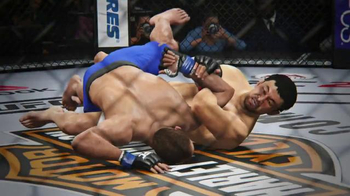 EA Sports UFC 2 TV Spot, 'Gameplay Series' - Thumbnail 7