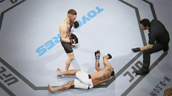 EA Sports UFC 2 TV Spot, 'Gameplay Series' - 22 commercial airings