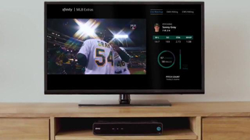 XFINITY X1 Sports App TV Spot, 'Right On Your TV' - Thumbnail 8