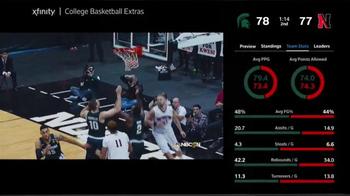 XFINITY X1 Sports App TV Spot, 'Right On Your TV' - Thumbnail 7