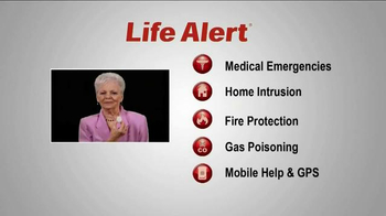 Life Alert TV Spot, 'Waterproof Help' - Thumbnail 4
