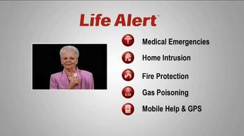 Life Alert TV Spot, 'Waterproof Help' - Thumbnail 5