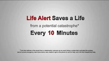Life Alert TV Spot, 'Waterproof Help' - Thumbnail 6