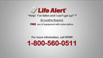 Life Alert TV Spot, 'Waterproof Help' - Thumbnail 8
