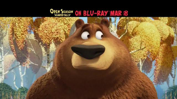 Open Season: Scared Silly Home Entertainment TV Spot