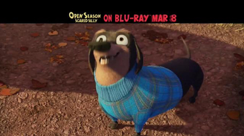 Open Season: Scared Silly Home Entertainment TV Spot - Thumbnail 2