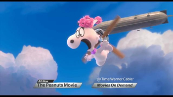 Time Warner Cable On Demand TV Spot, 'The Peanuts Movie' - Thumbnail 3
