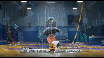 Time Warner Cable On Demand TV Spot, 'The Peanuts Movie' - Thumbnail 6