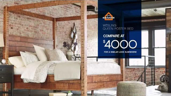 Ashley Furniture Homestore Save & Style Event TV Spot, 'Bed and Sofa' - Thumbnail 2