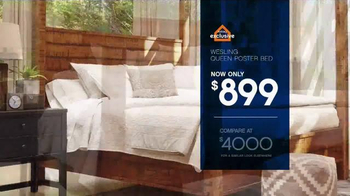 Ashley Furniture Homestore Save & Style Event TV Spot, 'Bed and Sofa' - Thumbnail 3