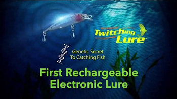 Twitching Lure TV Spot, 'Too Many Fish'