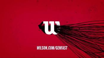 Wilson Tennis TV Spot, 'Generation Fast' Song by DJ Brownie - Thumbnail 8