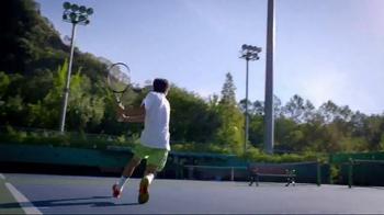 Wilson Tennis TV Spot, 'Generation Fast' Song by DJ Brownie - Thumbnail 5