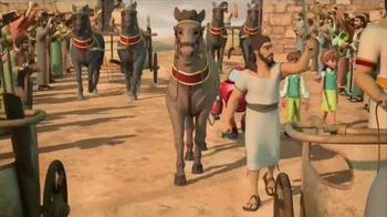 CBN Superbook: David and Saul TV Spot, 'Mercy' - Thumbnail 5