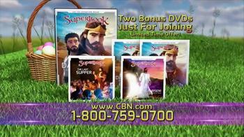 CBN Superbook: David and Saul TV Spot, 'Mercy' - Thumbnail 7