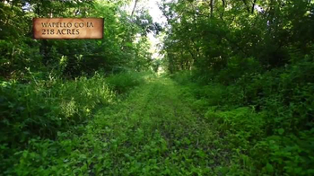 Whitetail Properties TV Spot, 'Spectacular Iowa Big Buck Farm For Sale'