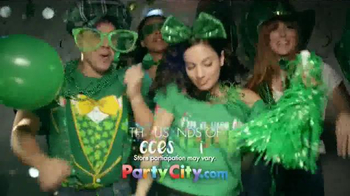 Party City TV Spot, 'Throw a Party City Party: St. Patrick's Day' - Thumbnail 9